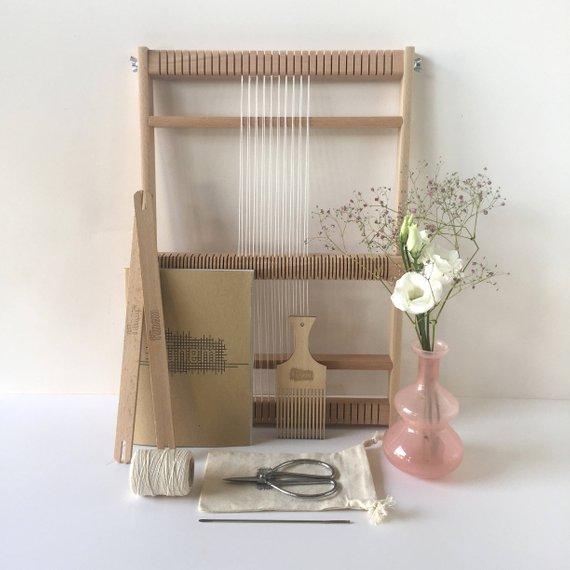Weaving loom kit Large