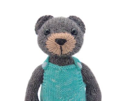 Big Teddy Knitting Pattern