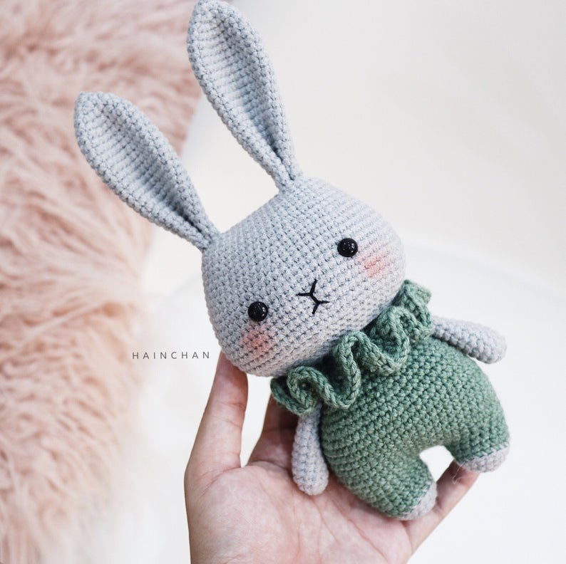 Little Bunny – Crochet PDF pattern