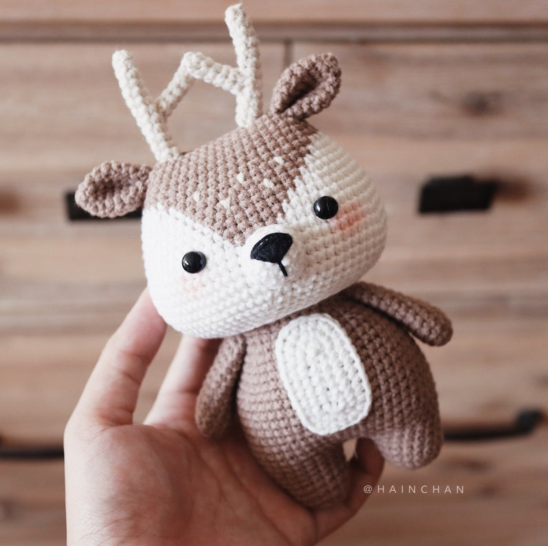 Little Deer – Crochet PDF pattern