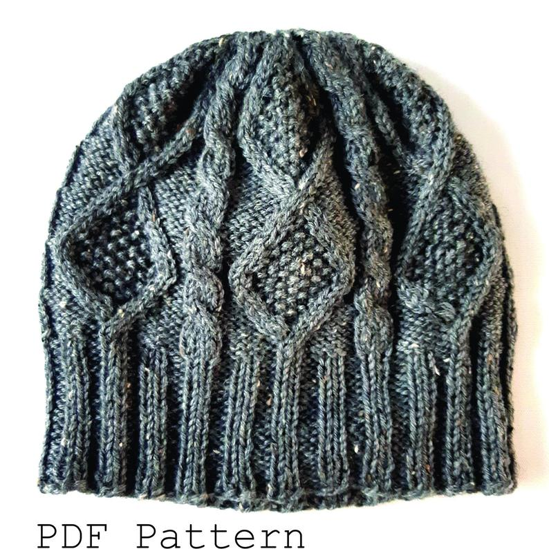 Fisherman Cable Beanie