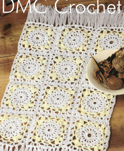 Vintage Tablecloth Pattern