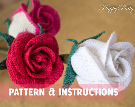 Patterns By Happy Patty Crochet Misterpattern
