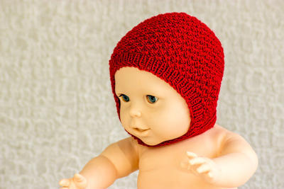 Baby Bonnet, Retro Baby Hat