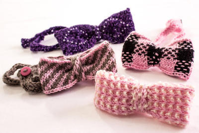 Girls Headband Pattern