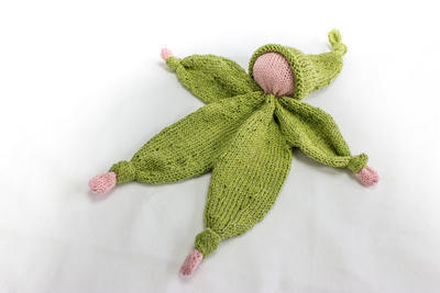 Lovely Doll, Baby Comforter