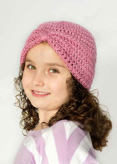 Basic Turban Crochet Pattern