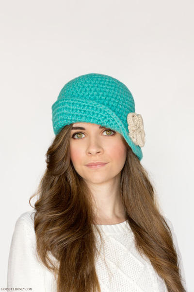 Charleston Cloche Hat