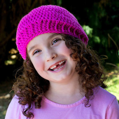Time to Create! ~ Basic Beanie Crochet Pattern