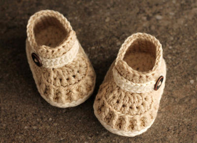 "Crochet Pattern ""Tiber Loafer"""