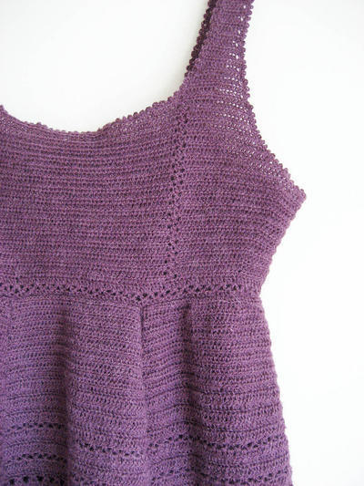Anastasia - Crochet Dress Pattern