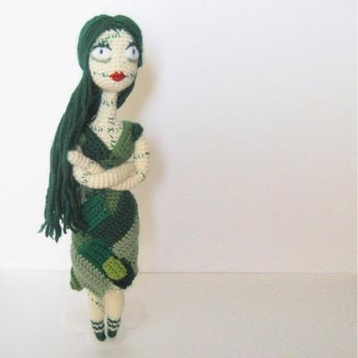 Patch Doll - Amigurumi Pattern