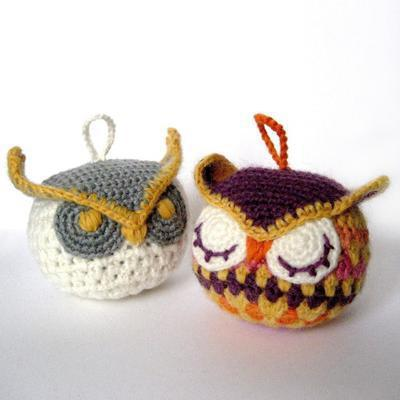 Rupert The Owl - Amigurumi Pattern