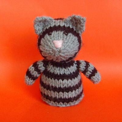 Cat Toy Knitting Pattern