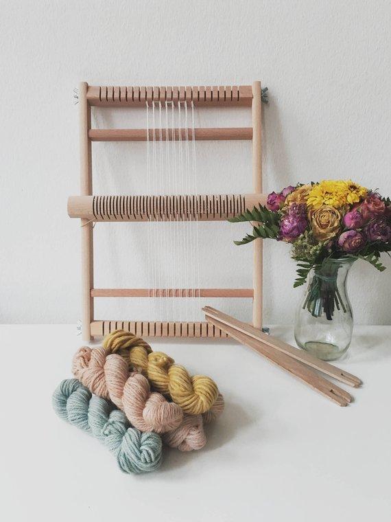 S weaving loom, 7,5inch / 20cm