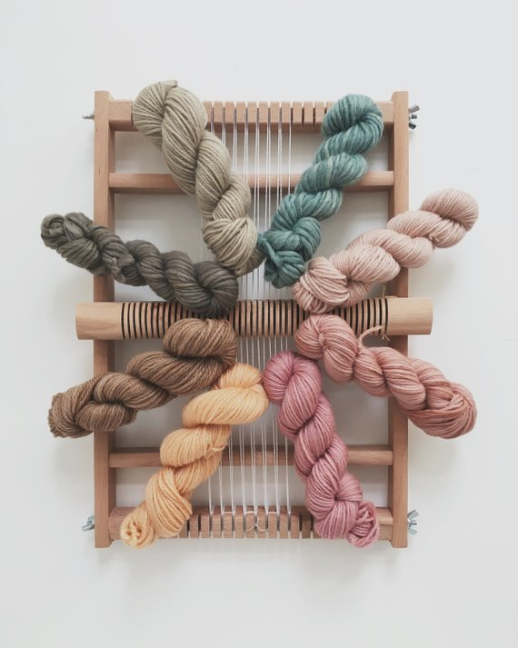 Small weaving kit
