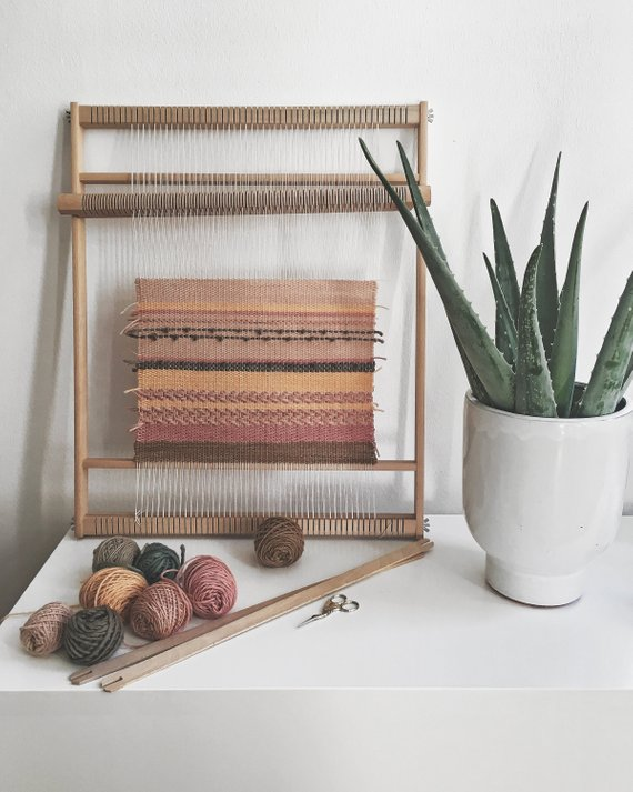 XXL loom/weaving kit