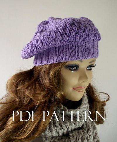 French LouLou Boina Hat