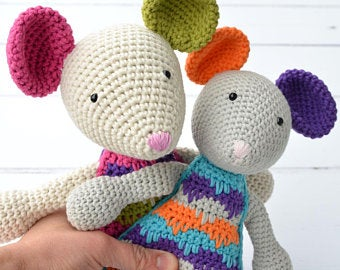 Lilla Bjorn Cochet amigurumi animals patterns