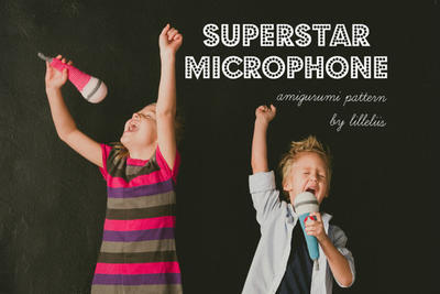 Superstar microphone