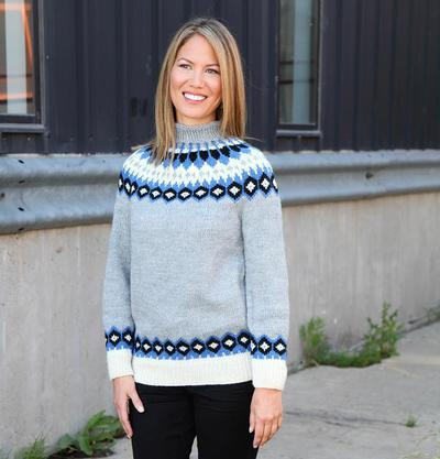 Aspen Sweater Kit