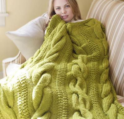 Cable Comfort Throw Kit