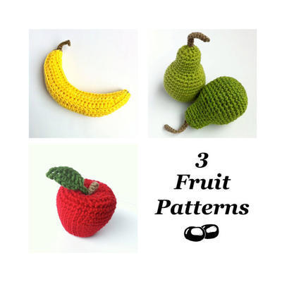 Crochet Fruit Pattern