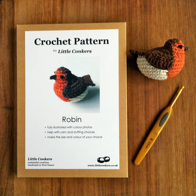 Gift for Crocheter / Crochet Pattern Gift