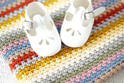 Baby Blanket Crochet Pattern Edward
