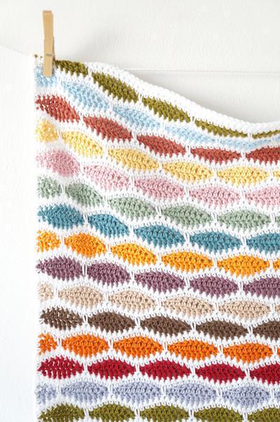 Bertie Baby Blanket