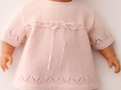 Lace Baby Tunic