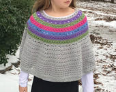 Cape/Wrap Crochet Patterns