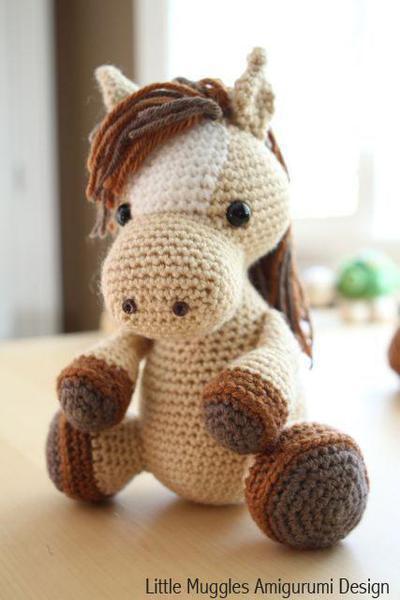 Lucky the Horse