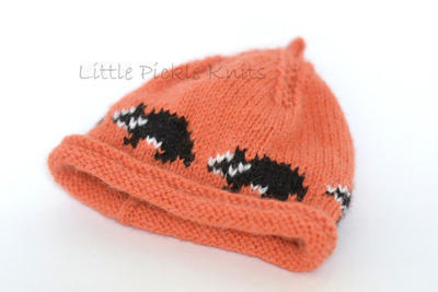 Little Badger Pixie Hat - newborn to 5 years