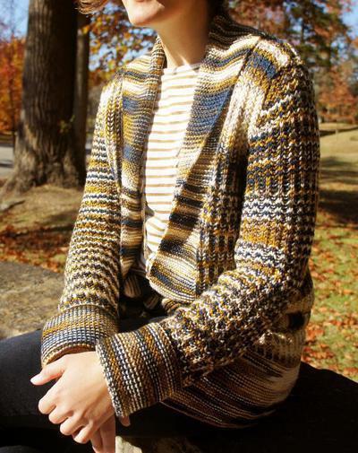 Sazerac Sweater Kit