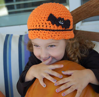 Halloween Crochet Hat