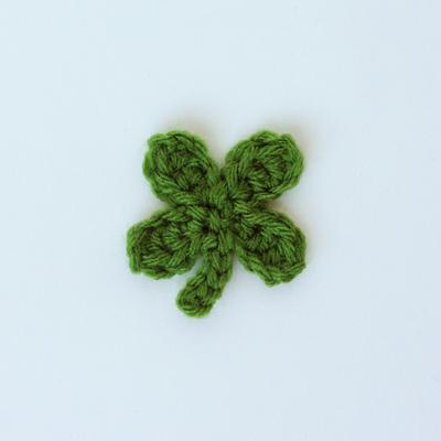 How to crochet Four leaf Clover