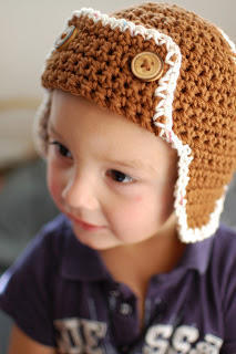 The Aviator Earflap Hat