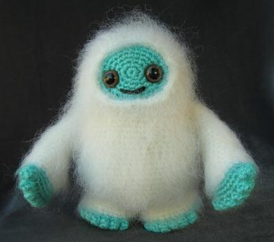 Adorable Monster Amigurumi Pattern PDF