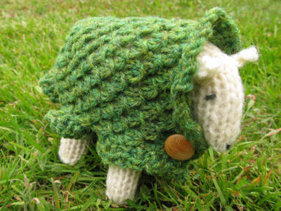 Knit a Sheep Pattern- Maeve