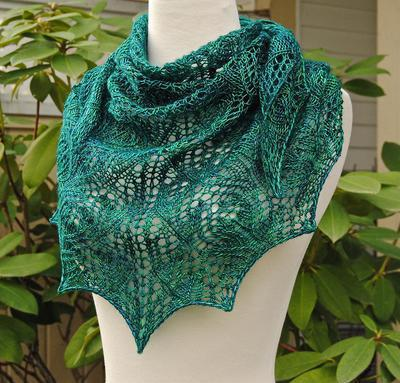 East Gable Shawl Kit