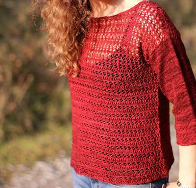 Spritz Stripes Pullover Kit