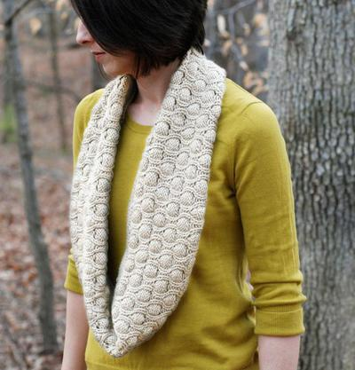 Cocoon Me Cowl and Shawl