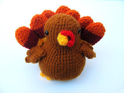 Turkey Amigurumi Pattern