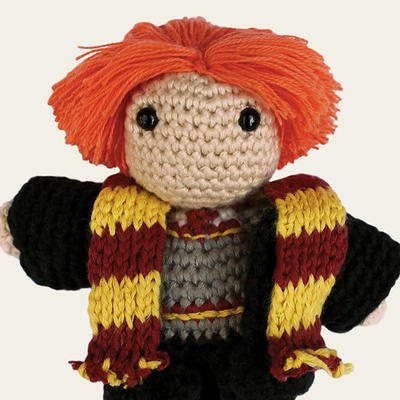 Ron Weasley - Harry Potter. Amigurumi Pattern PDF