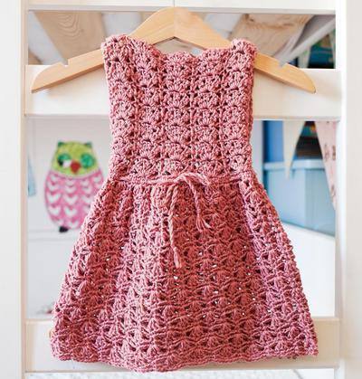Scalloped Neckline Lace Dress
