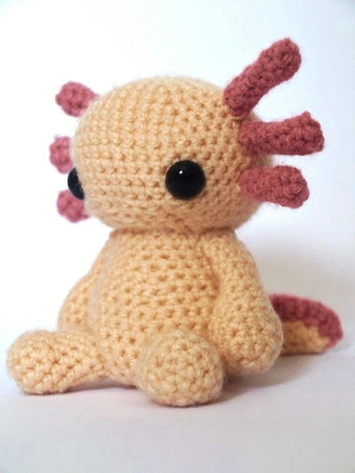 Baby mandrake amigurumi by elbuhocosturero on DeviantArt | 533x400