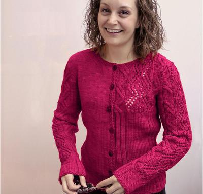 Milonga Cardigan Kit