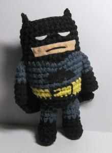 Batman Amigurumi Pattern (Gotham City Impostors)