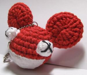 Deadmau5 Head Amigurumi Pattern